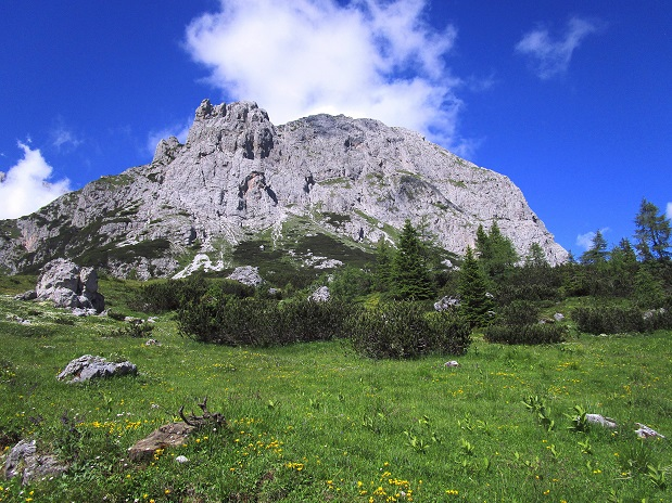 Foto: Andreas Koller / Klettersteigtour / Klettersteig Arzalpenturm und Arzalpenkopf (2372m) / 10.09.2021 17:02:27