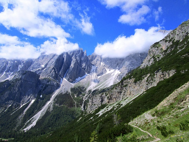 Foto: Andreas Koller / Klettersteigtour / Klettersteig Arzalpenturm und Arzalpenkopf (2372m) / 10.09.2021 17:02:22