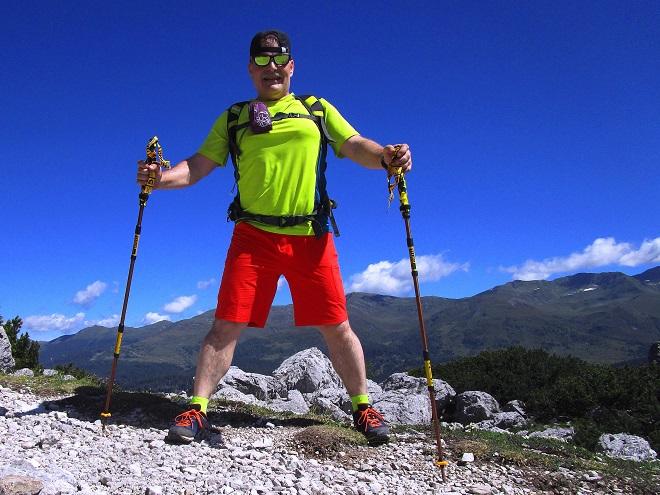 Foto: Andreas Koller / Klettersteigtour / Klettersteig Arzalpenturm und Arzalpenkopf (2372m) / 10.09.2021 17:02:09