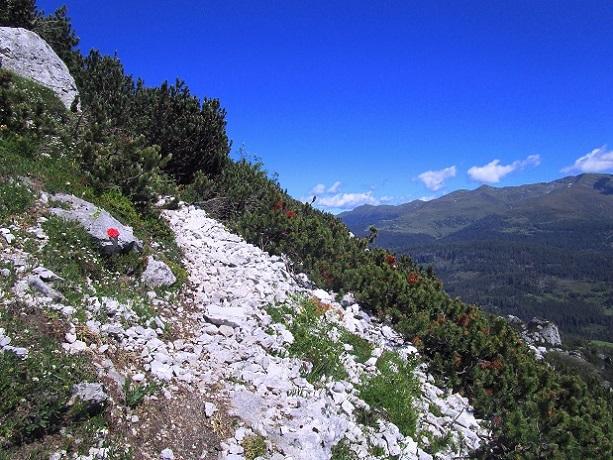 Foto: Andreas Koller / Klettersteigtour / Klettersteig Arzalpenturm und Arzalpenkopf (2372m) / 10.09.2021 17:01:52