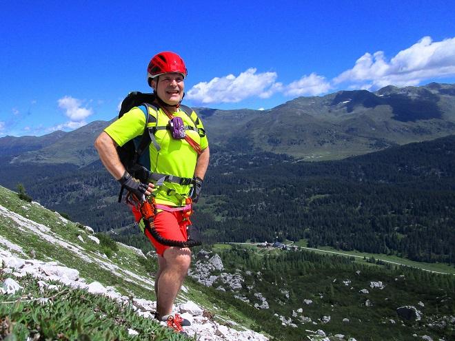Foto: Andreas Koller / Klettersteigtour / Klettersteig Arzalpenturm und Arzalpenkopf (2372m) / 10.09.2021 17:01:18