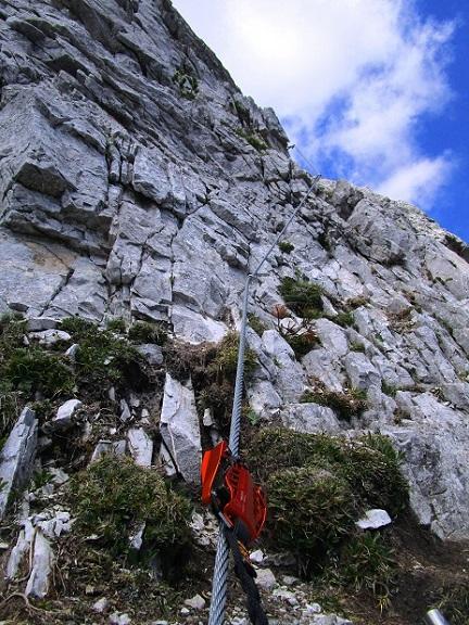 Foto: Andreas Koller / Klettersteigtour / Klettersteig Arzalpenturm und Arzalpenkopf (2372m) / 10.09.2021 17:00:55