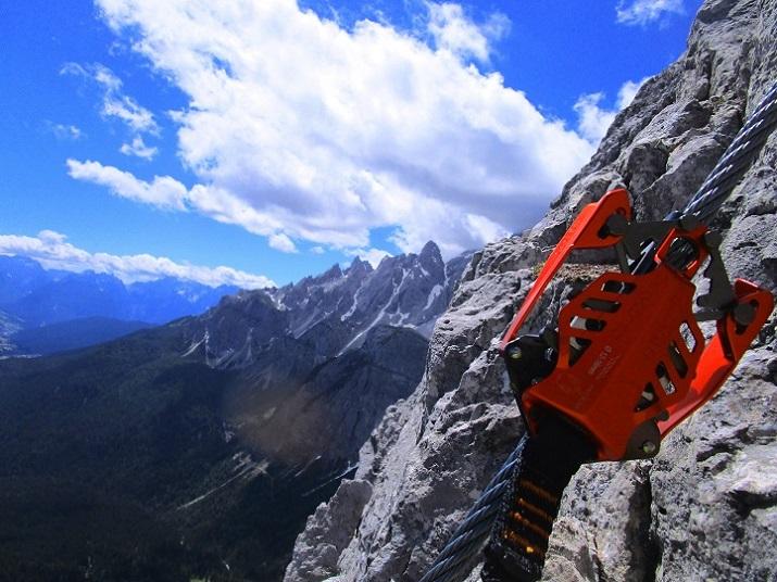 Foto: Andreas Koller / Klettersteigtour / Klettersteig Arzalpenturm und Arzalpenkopf (2372m) / 10.09.2021 17:00:26
