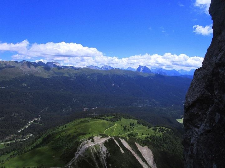 Foto: Andreas Koller / Klettersteigtour / Klettersteig Arzalpenturm und Arzalpenkopf (2372m) / 10.09.2021 16:59:29