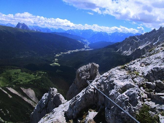 Foto: Andreas Koller / Klettersteigtour / Klettersteig Arzalpenturm und Arzalpenkopf (2372m) / 10.09.2021 16:59:02