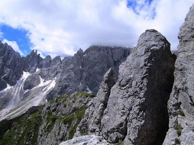 Foto: Andreas Koller / Klettersteigtour / Klettersteig Arzalpenturm und Arzalpenkopf (2372m) / 10.09.2021 16:58:56