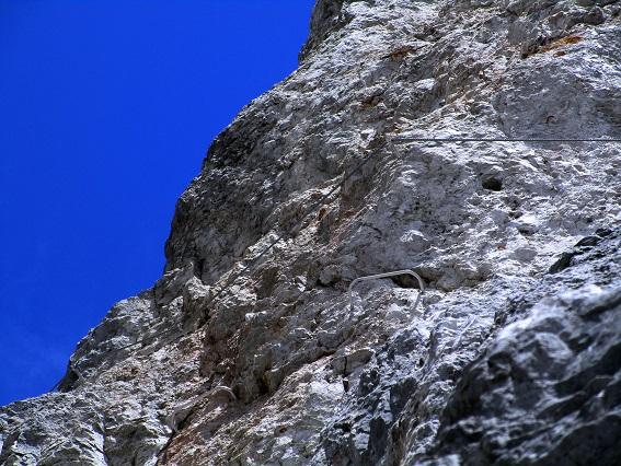 Foto: Andreas Koller / Klettersteigtour / Klettersteig Arzalpenturm und Arzalpenkopf (2372m) / 10.09.2021 16:58:19
