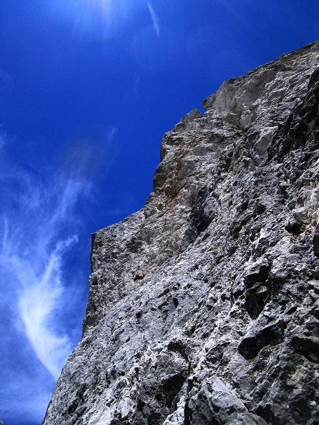 Foto: Andreas Koller / Klettersteigtour / Klettersteig Arzalpenturm und Arzalpenkopf (2372m) / 10.09.2021 16:58:12