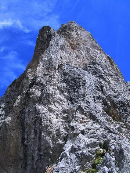 Foto: Andreas Koller / Klettersteigtour / Klettersteig Arzalpenturm und Arzalpenkopf (2372m) / 10.09.2021 16:57:16