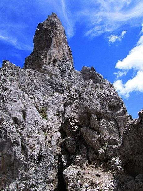Foto: Andreas Koller / Klettersteigtour / Klettersteig Arzalpenturm und Arzalpenkopf (2372m) / 10.09.2021 16:56:50