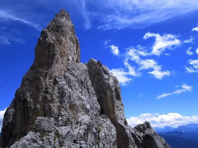 Foto: Andreas Koller / Klettersteigtour / Klettersteig Arzalpenturm und Arzalpenkopf (2372m) / 10.09.2021 16:56:36