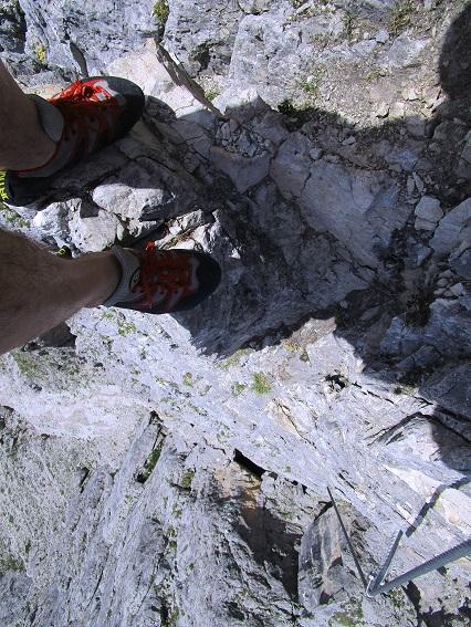 Foto: Andreas Koller / Klettersteigtour / Klettersteig Arzalpenturm und Arzalpenkopf (2372m) / 10.09.2021 16:56:28