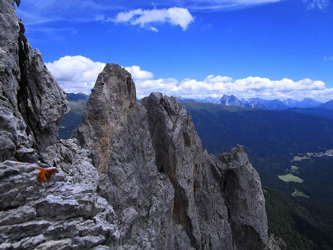 Foto: Andreas Koller / Klettersteigtour / Klettersteig Arzalpenturm und Arzalpenkopf (2372m) / 10.09.2021 16:56:14