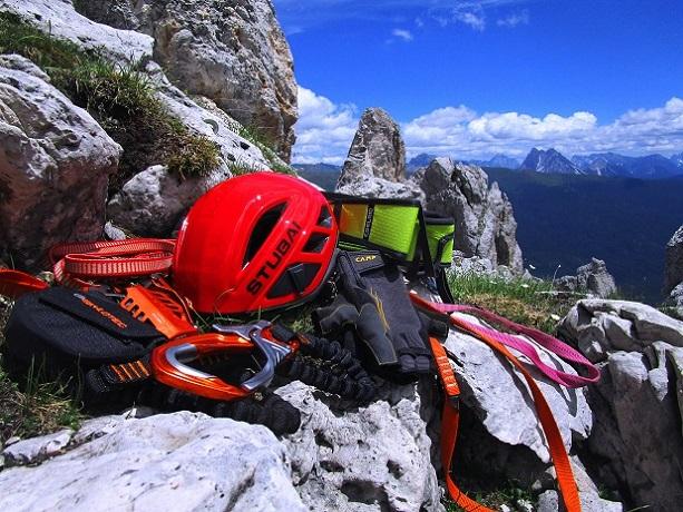 Foto: Andreas Koller / Klettersteigtour / Klettersteig Arzalpenturm und Arzalpenkopf (2372m) / Ausstieg / 10.09.2021 16:56:08