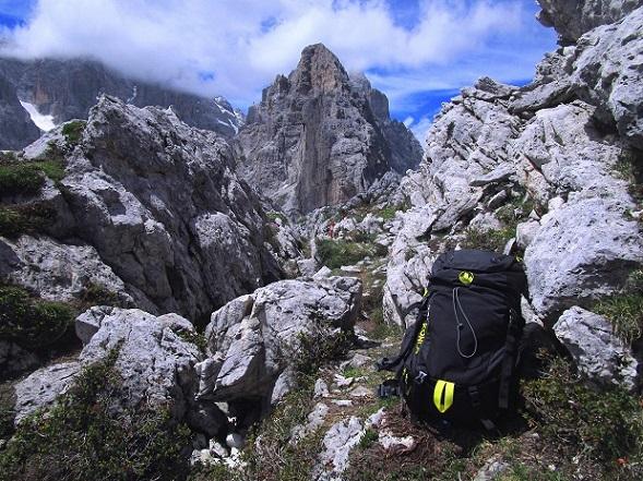 Foto: Andreas Koller / Klettersteigtour / Klettersteig Arzalpenturm und Arzalpenkopf (2372m) / 10.09.2021 16:56:02