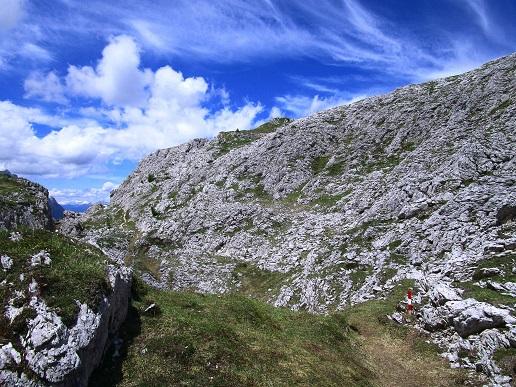 Foto: Andreas Koller / Klettersteigtour / Klettersteig Arzalpenturm und Arzalpenkopf (2372m) / 10.09.2021 16:55:48