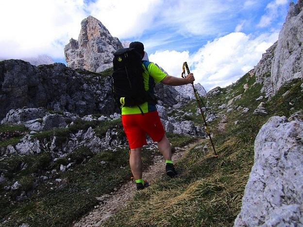 Foto: Andreas Koller / Klettersteigtour / Klettersteig Arzalpenturm und Arzalpenkopf (2372m) / 10.09.2021 16:55:40