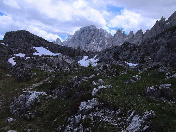 Foto: Andreas Koller / Klettersteigtour / Klettersteig Arzalpenturm und Arzalpenkopf (2372m) / 10.09.2021 16:55:33