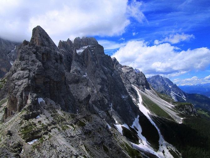 Foto: Andreas Koller / Klettersteigtour / Klettersteig Arzalpenturm und Arzalpenkopf (2372m) / 10.09.2021 16:55:01