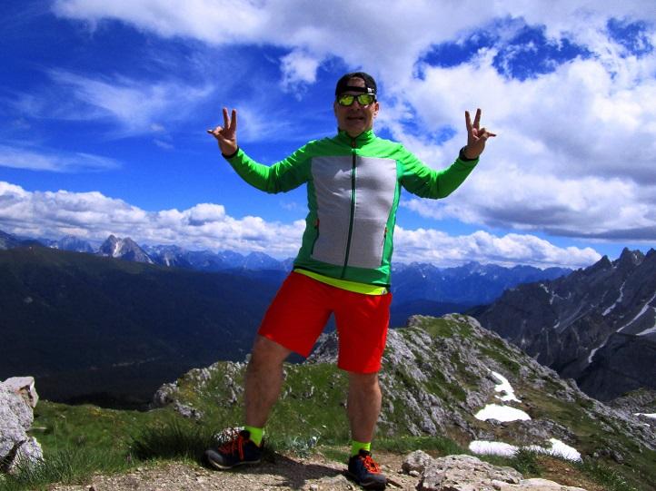 Foto: Andreas Koller / Klettersteigtour / Klettersteig Arzalpenturm und Arzalpenkopf (2372m) / 10.09.2021 16:54:54
