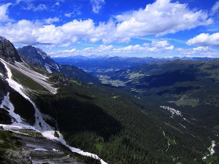 Foto: Andreas Koller / Klettersteigtour / Klettersteig Arzalpenturm und Arzalpenkopf (2372m) / 10.09.2021 16:54:31