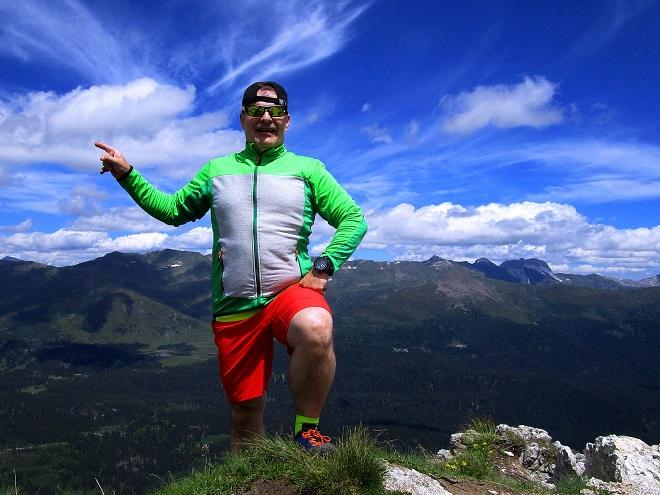 Foto: Andreas Koller / Klettersteigtour / Klettersteig Arzalpenturm und Arzalpenkopf (2372m) / 10.09.2021 16:54:25