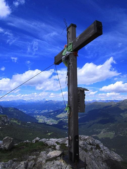 Foto: Andreas Koller / Klettersteigtour / Klettersteig Arzalpenturm und Arzalpenkopf (2372m) / 10.09.2021 16:54:11