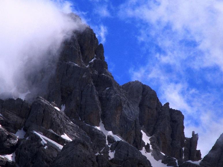 Foto: Andreas Koller / Klettersteigtour / Klettersteig Arzalpenturm und Arzalpenkopf (2372m) / 10.09.2021 16:54:04