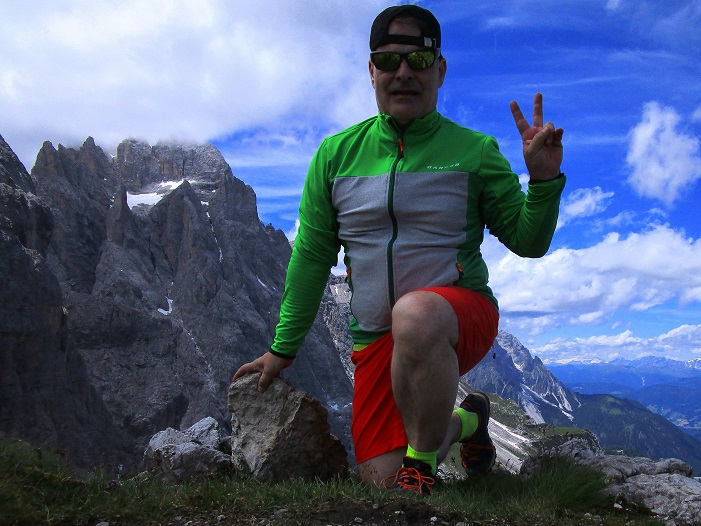 Foto: Andreas Koller / Klettersteigtour / Klettersteig Arzalpenturm und Arzalpenkopf (2372m) / 10.09.2021 16:53:57
