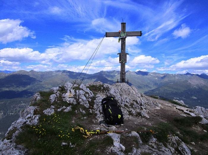 Foto: Andreas Koller / Klettersteigtour / Klettersteig Arzalpenturm und Arzalpenkopf (2372m) / 10.09.2021 16:53:50