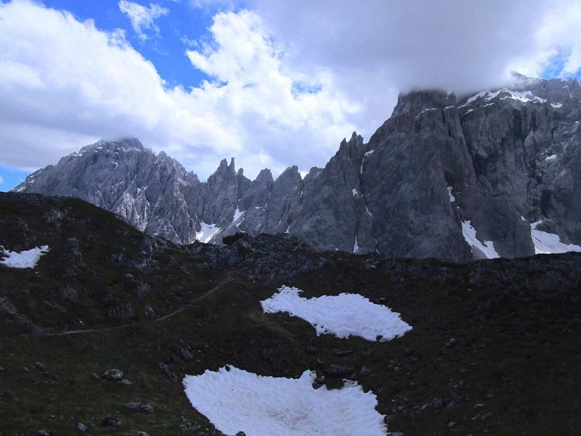 Foto: Andreas Koller / Klettersteigtour / Klettersteig Arzalpenturm und Arzalpenkopf (2372m) / 10.09.2021 16:53:16
