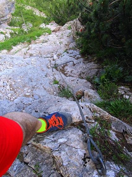 Foto: Andreas Koller / Klettersteigtour / Klettersteig Arzalpenturm und Arzalpenkopf (2372m) / 10.09.2021 16:52:17
