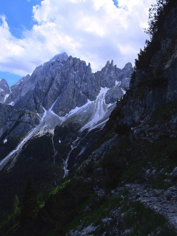 Foto: Andreas Koller / Klettersteigtour / Klettersteig Arzalpenturm und Arzalpenkopf (2372m) / 10.09.2021 16:52:09