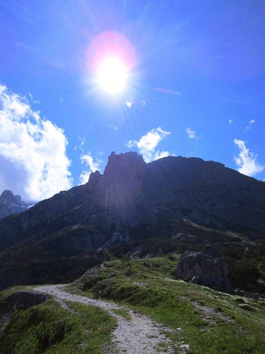 Foto: Andreas Koller / Klettersteigtour / Klettersteig Arzalpenturm und Arzalpenkopf (2372m) / 10.09.2021 16:52:02