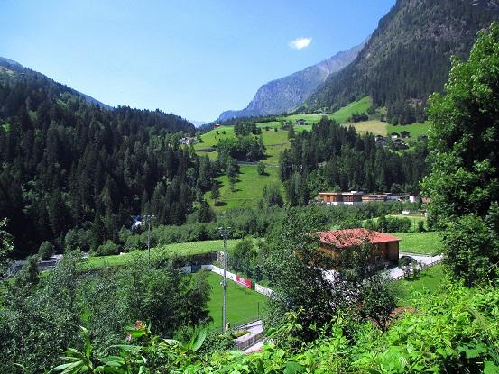Foto: Andreas Koller / Klettersteigtour / Klettersteig Stuller Wasserfall (1320m) / 09.10.2021 17:27:03