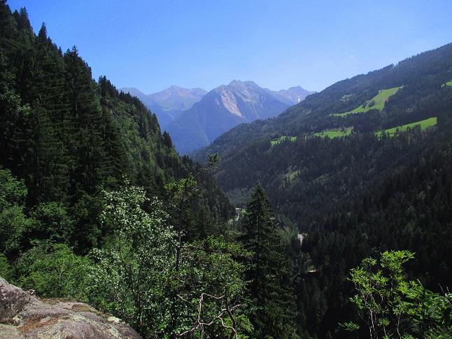 Foto: Andreas Koller / Klettersteigtour / Klettersteig Stuller Wasserfall (1320m) / 09.10.2021 17:26:11