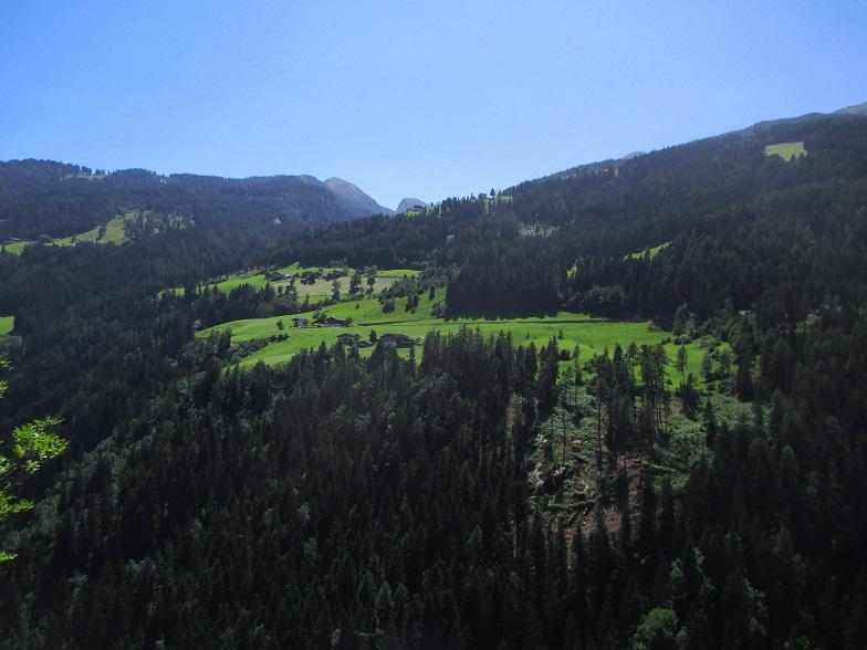 Foto: Andreas Koller / Klettersteigtour / Klettersteig Stuller Wasserfall (1320m) / 09.10.2021 17:25:20