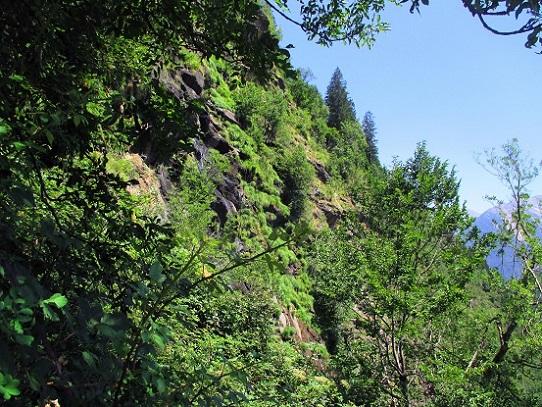 Foto: Andreas Koller / Klettersteigtour / Klettersteig Stuller Wasserfall (1320m) / 09.10.2021 17:24:55