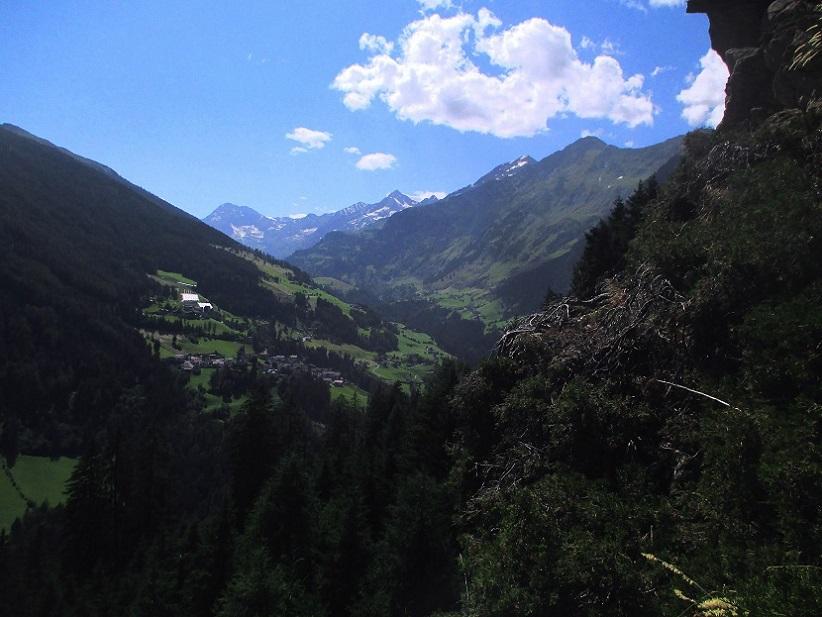 Foto: Andreas Koller / Klettersteigtour / Klettersteig Stuller Wasserfall (1320m) / 09.10.2021 17:21:35