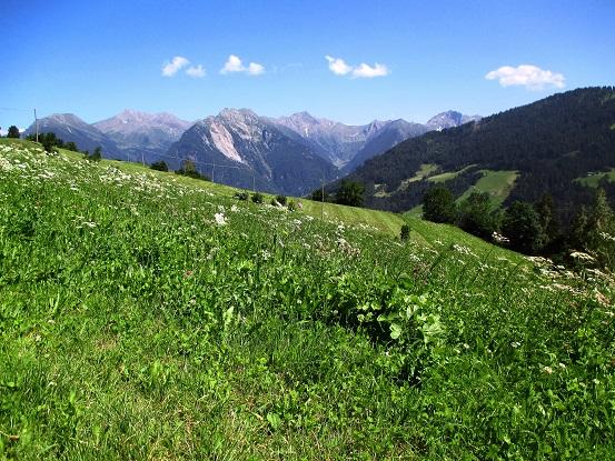 Foto: Andreas Koller / Klettersteigtour / Klettersteig Stuller Wasserfall (1320m) / 09.10.2021 17:19:21
