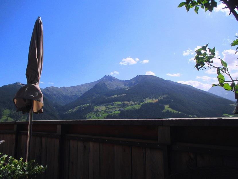 Foto: Andreas Koller / Klettersteigtour / Klettersteig Stuller Wasserfall (1320m) / Einkehr in Stuls / 09.10.2021 17:17:14