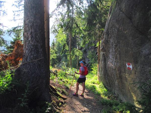 Foto: Andreas Koller / Klettersteigtour / Klettersteig Stuller Wasserfall (1320m) / 09.10.2021 17:16:19