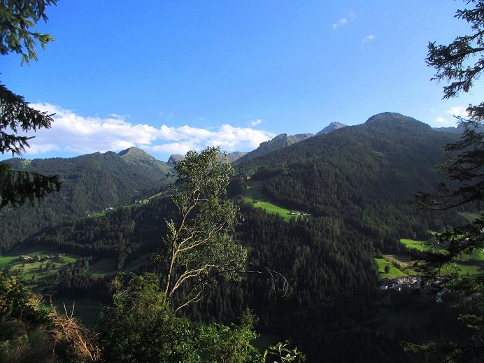 Foto: Andreas Koller / Klettersteigtour / Klettersteig Stuller Wasserfall (1320m) / 09.10.2021 17:15:19