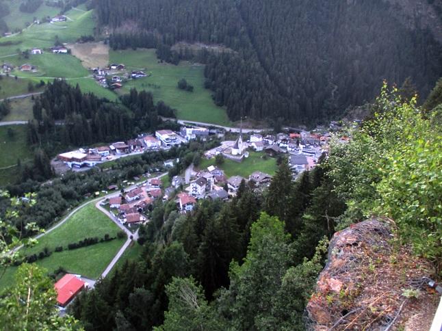 Foto: Andreas Koller / Klettersteigtour / Klettersteig Stuller Wasserfall (1320m) / Moos in Passeier - es ist nicht mehr weit! / 09.10.2021 17:15:01