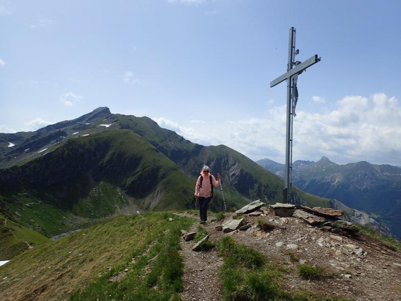 Foto: Manfred Karl / Wandertour / Tauernhöhe aus dem Weißpriachtal / Gollitschspitze / 13.10.2021 07:26:43