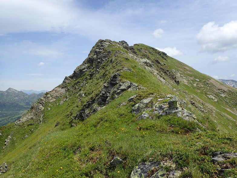 Foto: Manfred Karl / Wandertour / Tauernhöhe aus dem Weißpriachtal / Tauernhöhe Südgrat / 13.10.2021 07:26:26