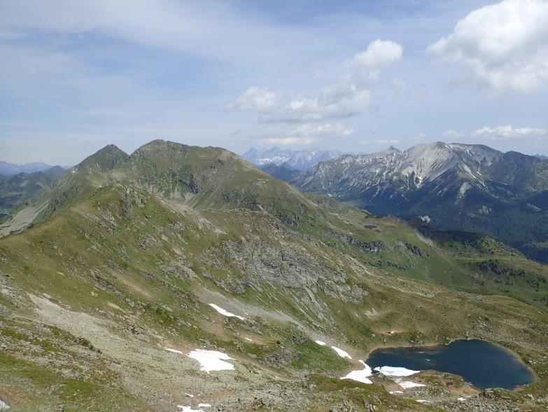 Foto: Manfred Karl / Wandertour / Tauernhöhe aus dem Weißpriachtal / Gamskarlspitze - Pernerskopf - Kalkspitzen / 13.10.2021 07:24:51