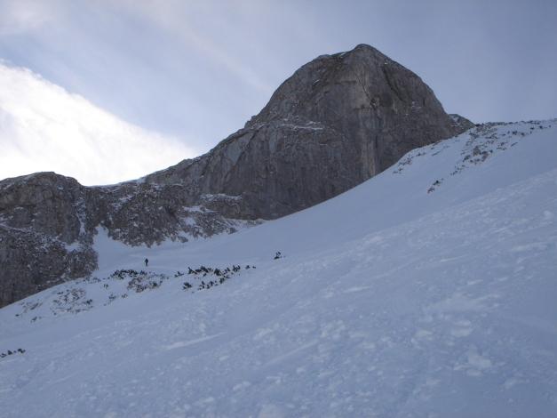 Foto: Manfred Karl / Ski Tour / Über die Gwechenberghütte auf den Sonntagskogel / Der Sonntagskogel - ein Schiberg? / 30.01.2009 23:09:03