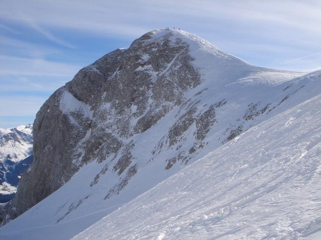 Foto: Manfred Karl / Ski Tour / Über die Gwechenberghütte auf den Sonntagskogel / Sonntagskogel / 30.01.2009 23:05:48
