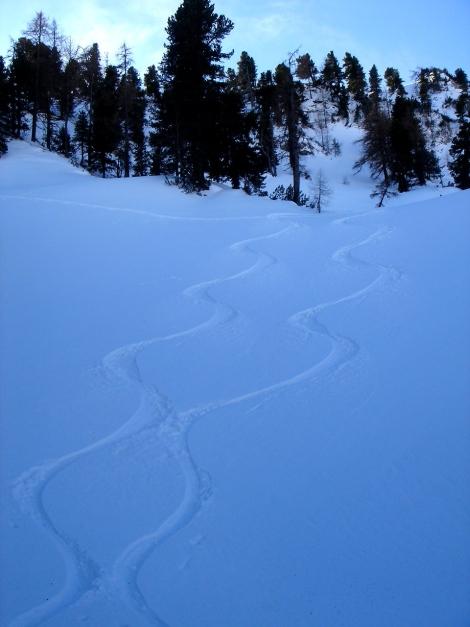Foto: Manfred Karl / Ski Tour / Über die Gwechenberghütte auf den Sonntagskogel / 30.01.2009 22:59:32